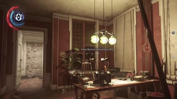 نمای داخلی در Dishonored 2