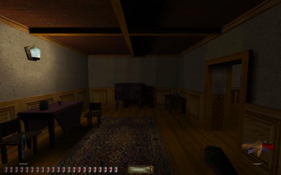 نمای داخلی در Thief 2: The Metal Age