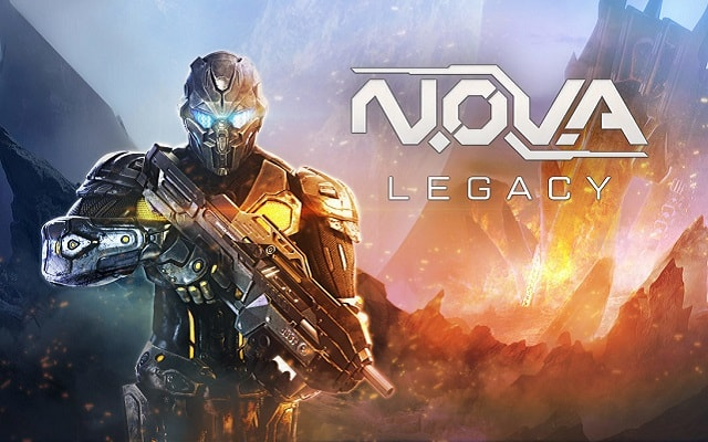 بازی NOVA Legacy