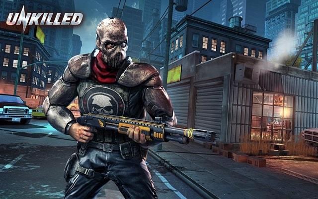 بازی Unkilled