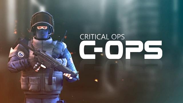 بازی Critical Ops