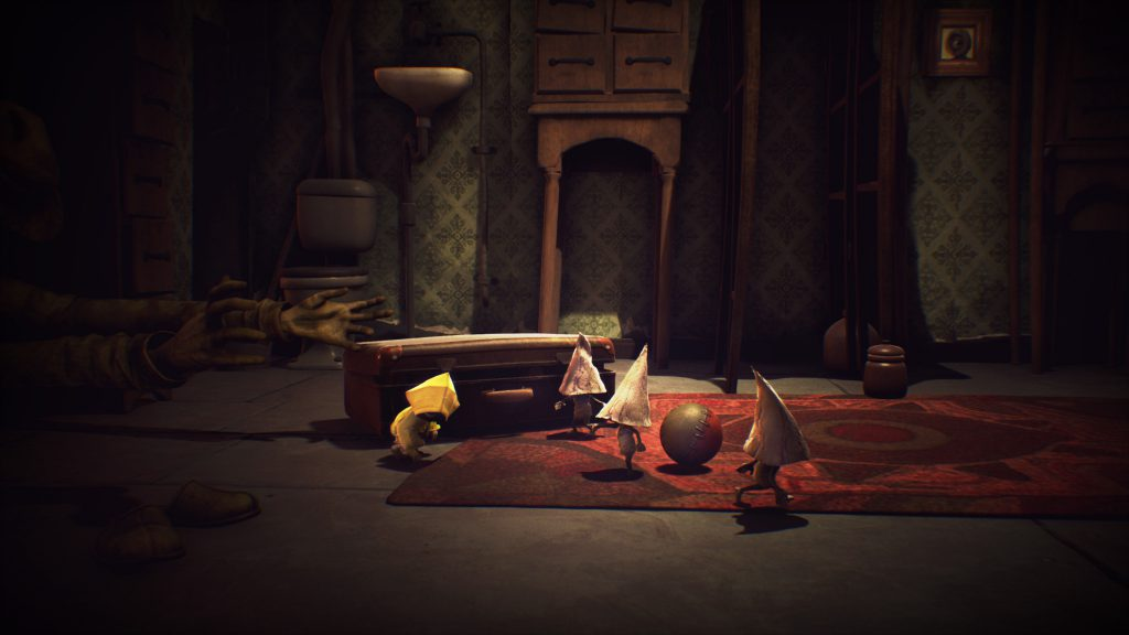 Little Nightmares - Nomes