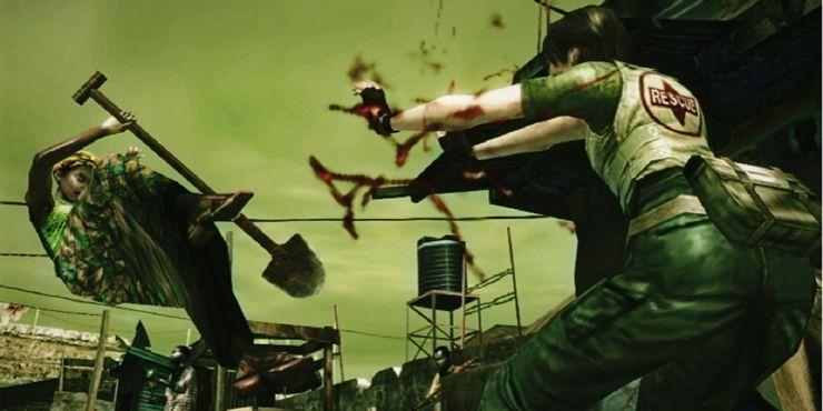 mercenaries 3D