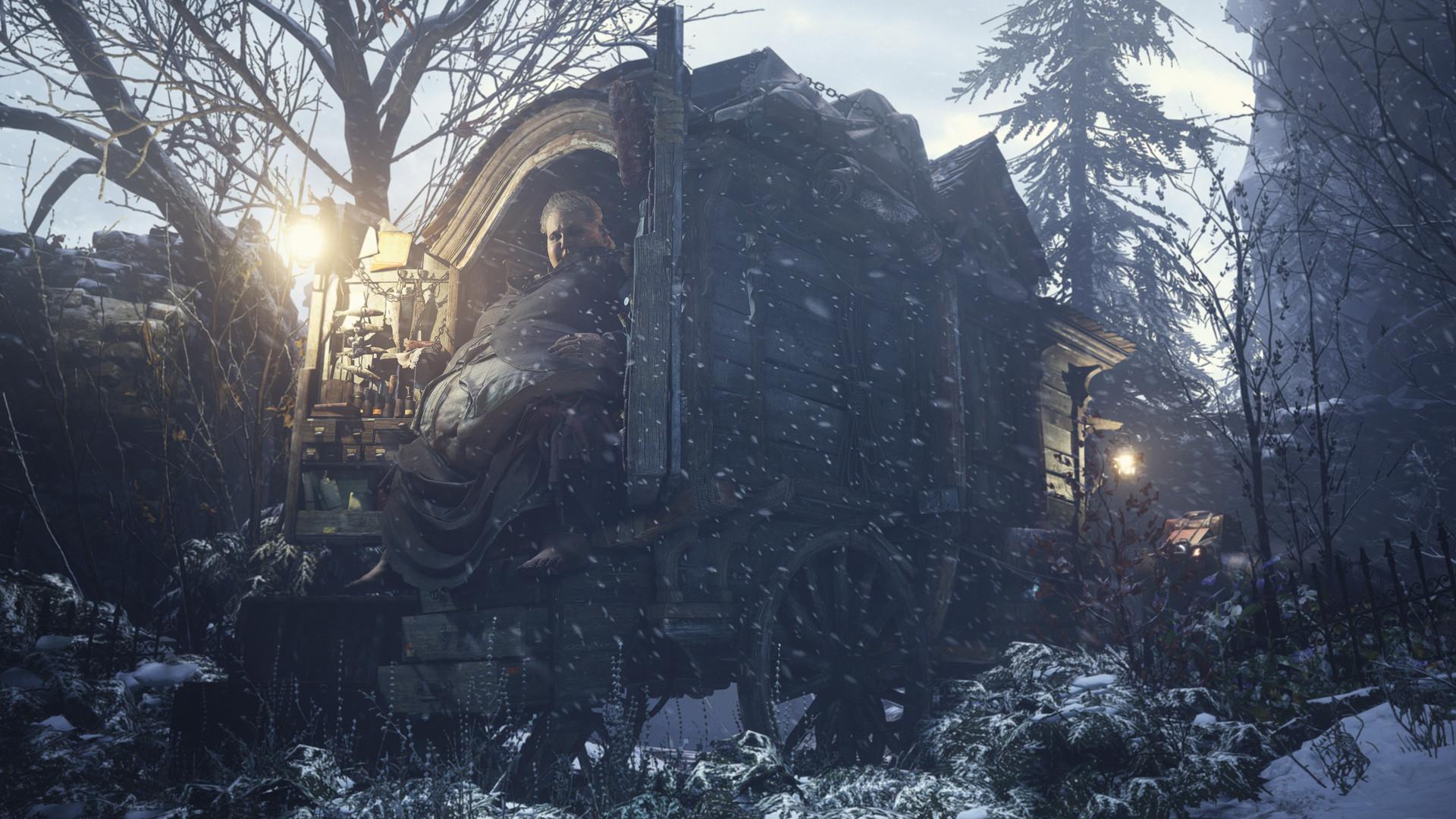کدهای تقلب بازی Resident Evil Village