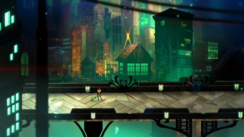 داستان ساخت بازی Transistor