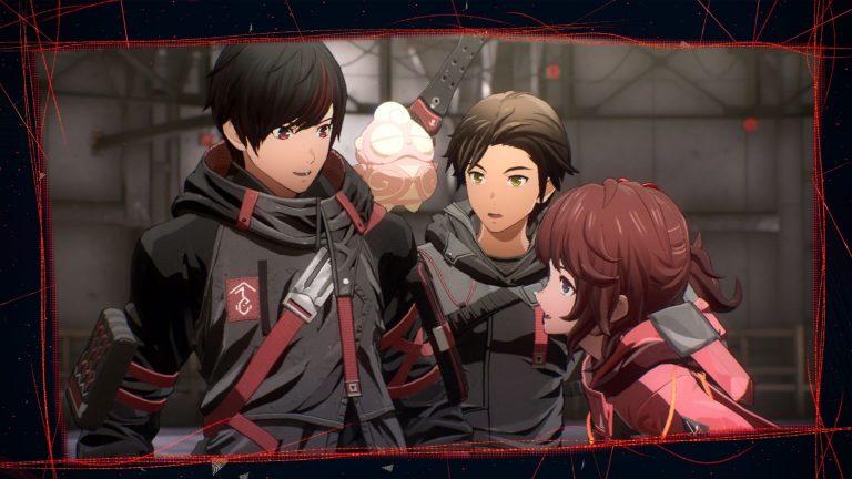 راهنمای بازی Scarlet Nexus