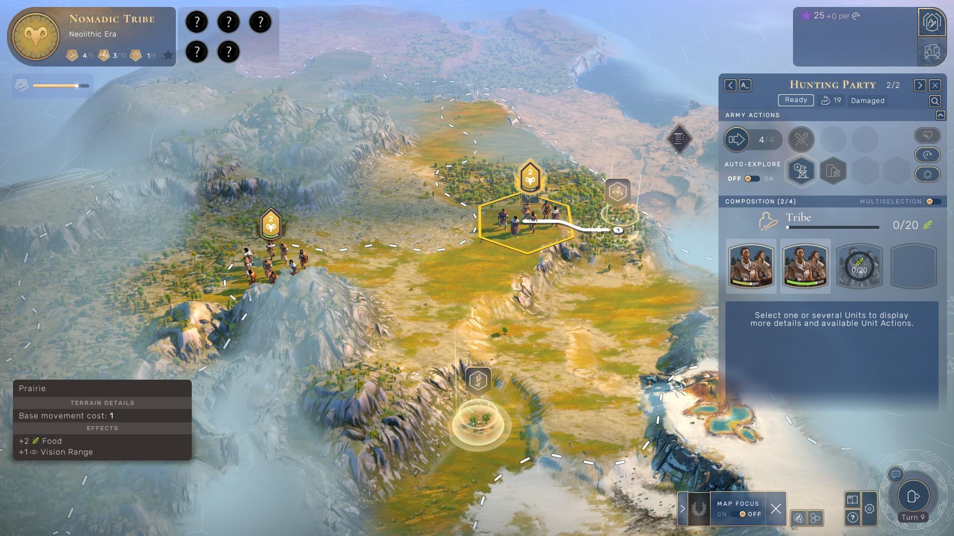 راهنمای بازی Humankind