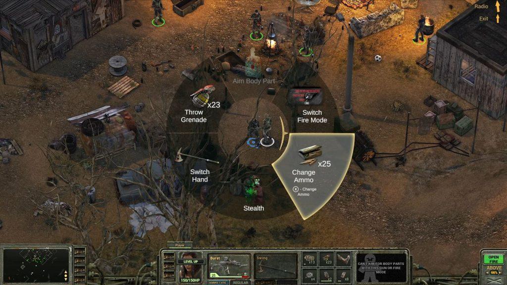 بازی Dustwind - The Last Resort
